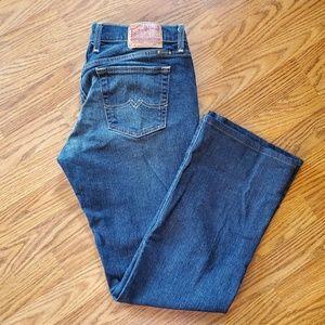 Lucky Flare Medium Wash Jeans